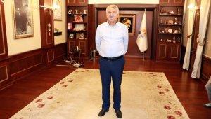 """Makam odası haczedilen Başkan Karalar: """"Odaya ihtiyacım yok"""""""