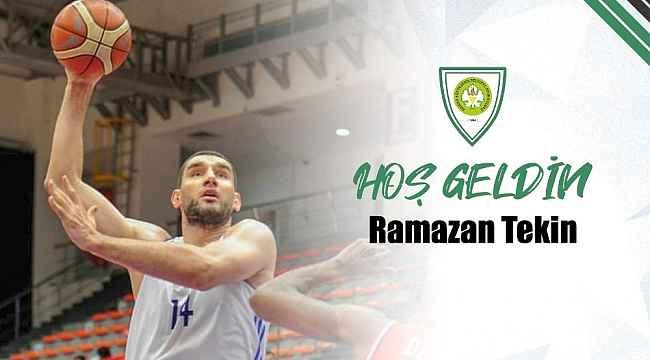Manisa BBSK'ya Basketbol Süper Ligi'nden transfer