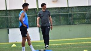 Manisa FK'da play-off hazırlıkları devam ediyor