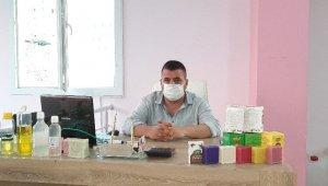 Mardin'den Çin'e 25 ton sabun ihracatı