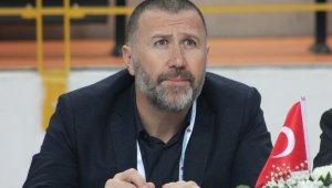 """Mehmet Yiğit Alp: """"Ama bu sezon ama gelecek sezon hikayenin sonu elbette şampiyonluk olacaktır"""""""