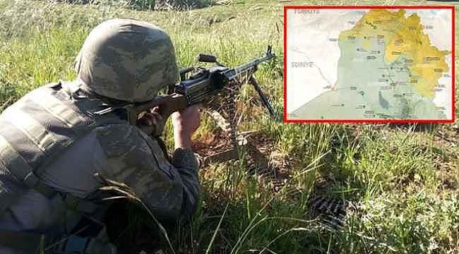 Mehmetçik'ten büyük başarı... 38 noktada teröristlerin beli kırıldı