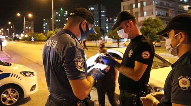 Mersin'de 543 polisin katılımıyla