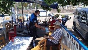 Mersin'de vatandaşlar hırsızlık ve korona virüs konusunda uyarıldı