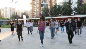 Mezitli'de yaz kursları yeniden başladı
