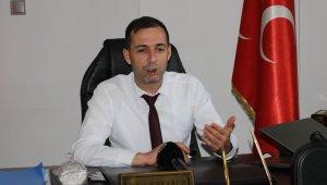 MHP Diyarbakır İl Başkanı Kayaalp gençleri spora kazandırıyor