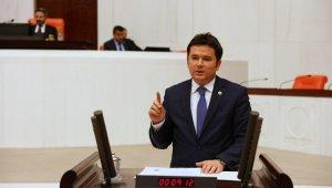 Milletvekili Erkan Aydın'dan belediyelerin MTV'den pay alması için kanun teklifi - Bursa Haberleri