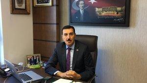 Milletvekili Tüfenkci'den 15 Temmuz mesajı