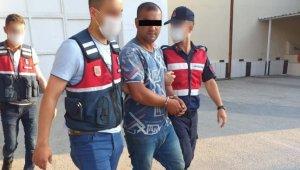 Mustafakemalpaşa'da Jandarma tacizciyi kıskıvrak yakaladı