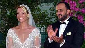 Mutlu Sunucu Cansu Canan Özgen ve Erden Eryüz evlendi