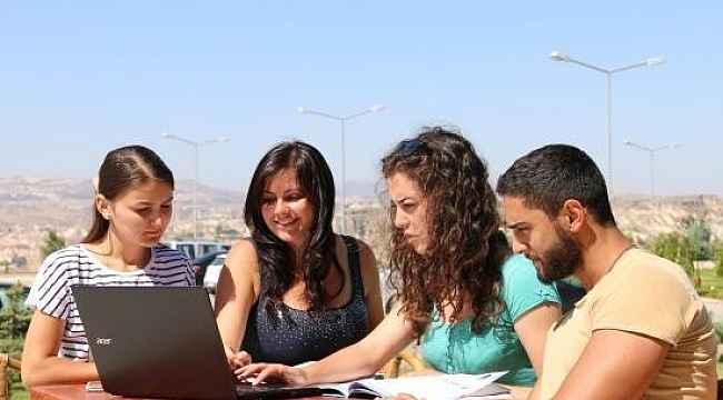 NEVÜ 2020-2021 Eğitim-Öğretim yılında 593 yabancı uyruklu öğrenci alacak