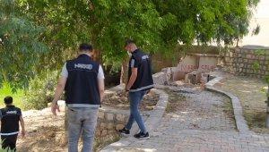 Nusaybin polisinden uyuşturucu denetimi