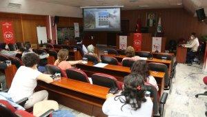 Odunpazarı Belediyesi hizmet içi eğitimlerine devam ediyor