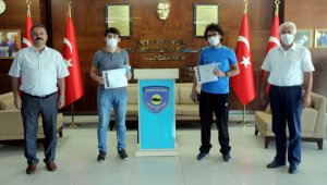 Osman Ulubaş Kayseri Fen Lisesi'nden Uluslararası başarı
