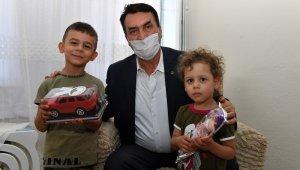 Osmangazi'den çocuklara bayram hediyesi - Bursa Haberleri