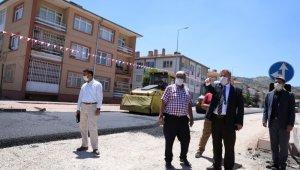 """Palancıoğlu, """"Yeniköy Mahallesi'ne hayırlı olsun"""""""