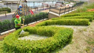Park ve bahçelerde yoğun mesai - Bursa Haberleri