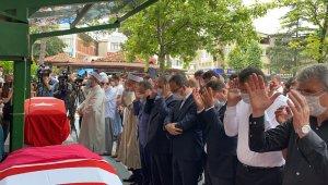 Patlamada hayatını kaybeden 2 işçi gözyaşları arasında son yolculuklarına uğurlandı