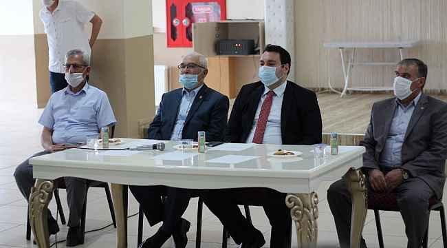 Pazaryeri Köylere Hizmet Götürme Birliği Toplantısı gerçekleşti
