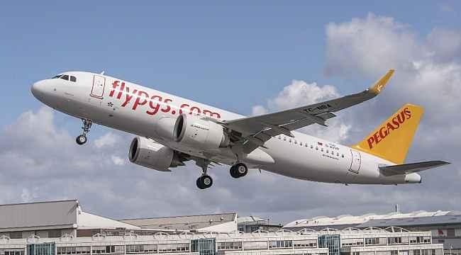 Pegasus Sabiha Gökçen-Ağrı uçuşlarını başlatıyor