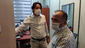 Rektör Çufalı, Devlet Konservatuvarını ziyaret etti