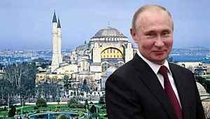 Rusya, Ayasofya'nın ibadete açılmasından memnun...