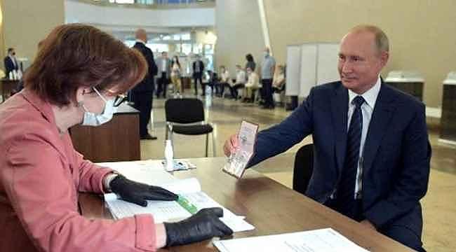 Rusya'da yeni dönem... Putin 2036'ya kadar iktidarda kalabilecek