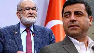 Saadet Partisi lideri Temel Karamollaoğlu'ndan HDP sorusuna çok konuşulacak yanıt