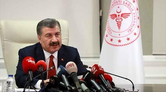Sağlık Bakanı Fahrettin Koca, koronavirüs konusunda yanlış bilinen noktaları tek tek sıraladı