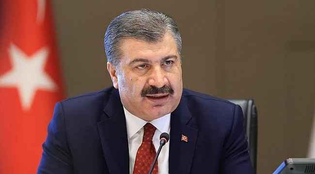 Sağlık Bakanı Fahrettin Koca'dan koronavirüse karşı temizlik uyarısı