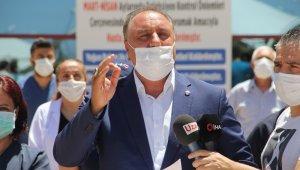 Sağlık-Sen Diyarbakır Şubesi, döner sermaye sisteminin değiştirilmesini istedi