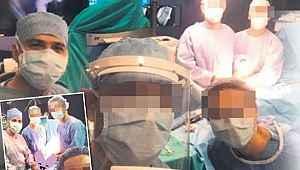 Sahte hemşire şoku... Ünlü isimlerin ameliyatına bile girdi