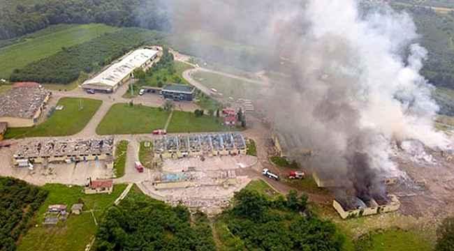 Sakarya'da havai fişek fabrikasındaki patlamada 2 kişinin daha cansız bedenine ulaşıldı!