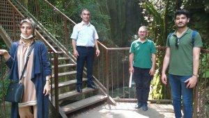 Samandere Şelalesi Tabiat Anıtı yönetim planı hazırlanıyor