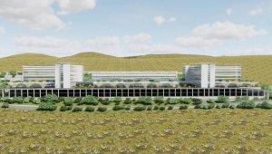 Samsun Şehir Hastanesinin proje bedeli 809 milyon TL