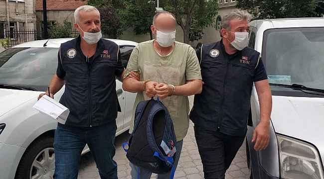 Samsun'da FETÖ'den gözaltına alınan 2 kişi adliyeye sevk edildi