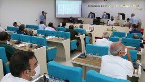 Şanlıurfa'da meclis oturumları başladı