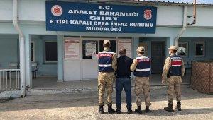 Siirt'te 5 yıl kesinleşmiş hapis cezası bulunan şahıs yakalandı