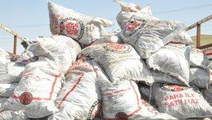 Simav'da 2 bin 152 ihtiyaç sahibi aileye 2 bin 520 ton kömür dağıtıldı