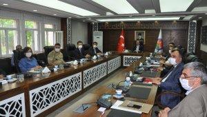 Şırnak'ta 15 Temmuz Demokrasi ve Milli Birlik Günü hazırlık toplantısı