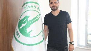 Sivas Belediyespor, Abdullah Halman ile yeniden anlaştı