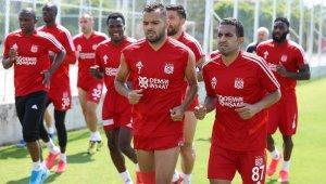 Sivasspor, Kasımpaşa maçına hazırlanıyor