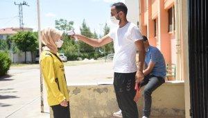 Siverek'te BESYO öğrencileri antrenmanlarına başladı