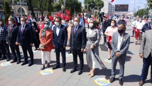"""Sultangazi'de 15 Temmuz'a özel """"Demokrasi Labirenti"""" açıldı"""