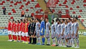 Süper Lig: Antalyaspor: 0 - Medipol Başakşehir: 0