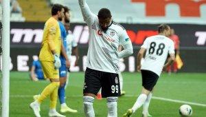 Süper Lig: Beşiktaş: 3 - Kasımpaşa: 2