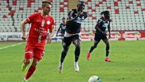 Süper Lig: Fraport TAV Antalyaspor: 1 - Aytemiz Alanyaspor: 0