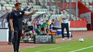 Süper Lig: Fraport TAV Antalyaspor: 1- Aytemiz Alanyaspor:0