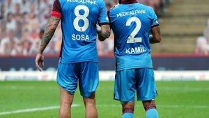 Süper Lig: Galatasaray: 1 - Trabzonspor: 3