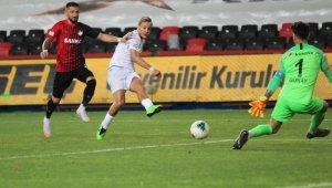 Süper Lig: Gaziantep FK: 0 - Konyaspor: 1